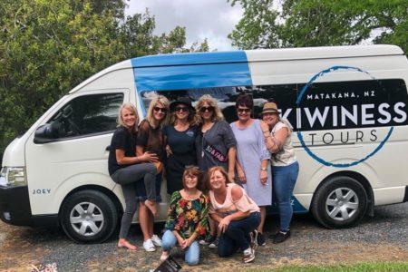 Puke Girls Wine Tour